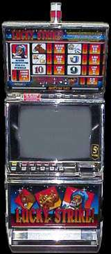 Lucky Strike Slot Machine By Aristocrat Leisure