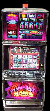 Trick or Treat the  Slot Machine