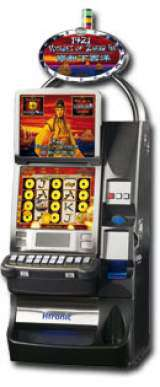 1421 - Voyages of Zheng He the  Slot Machine