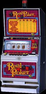 Real Poker the Slot Machine