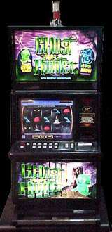 Ghost Hunter the  Slot Machine