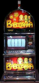 Babooshka the Slot Machine
