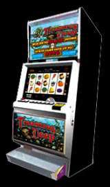 Treasures of the Deep the  Slot Machine