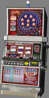 Pinball [3-Coin Buy-A-Pay] the  Slot Machine