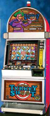 the great turkey shoot slot machine