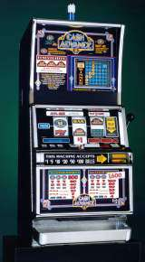 Cash Advance the Slot Machine