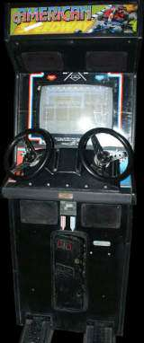 American Speedway Arcade Video Game
