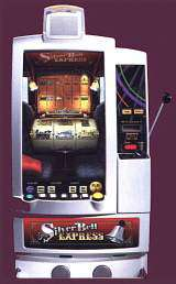 Silver Bell Express the Slot Machine