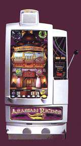 Arabian Riches the  Slot Machine