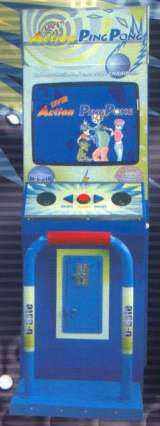 Live!! Action Ping-Pong the Arcade Video Game PCB