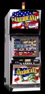 Americana the  Slot Machine