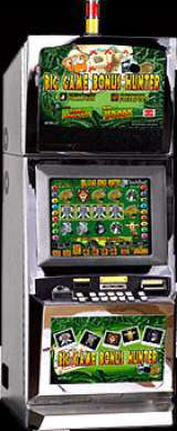 Big Game Bonus Hunter the Slot Machine