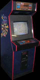 AmeriDarts the  Arcade Video Game