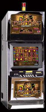 Egyptian Quest the Slot Machine
