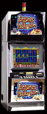 Fortunes of Babylon the  Slot Machine
