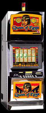 Queen of Egypt the  Slot Machine