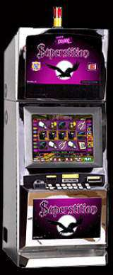 Superstition the  Slot Machine