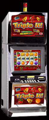 Triple It! the  Slot Machine