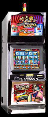 Undercover Cash the Slot Machine
