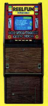 Reel Fun [Upright model] the  Arcade Video Game
