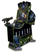 Aliens Extermination the Arcade Video Game