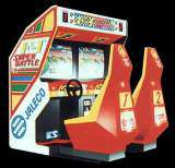 F1 Super Battle the Arcade Video Game