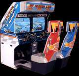 F1 Super Lap Arcade Video Game