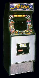 Altair the  Arcade Video Game