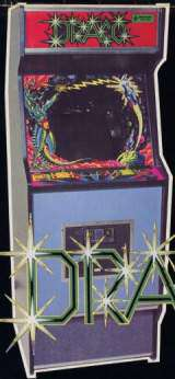 Draco the Arcade Video Game PCB