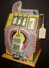 Silent Jackpot Bell [War Eagle] the Slot Machine
