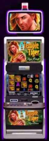 Temple of the Tiger - Tiger Prince the  Slot Machine