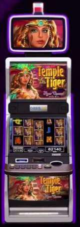 Temple of the Tiger - Tiger Queen the  Slot Machine