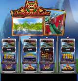 Dragons on the Lake the  Slot Machine