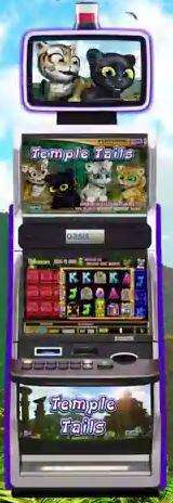 Temple Tails the  Slot Machine