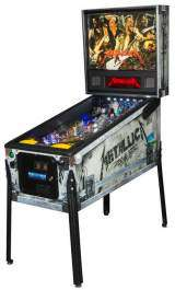 Metallica [Premium Road Case model] the  Pinball