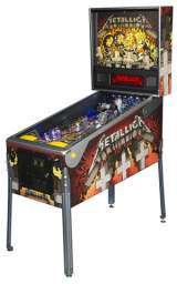 Metallica - Master of Puppets the Coin-op Pinball
