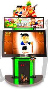 Fruit Ninja FX 2 the Arcade Video Game