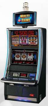 2x 10x 5x Bonus Times Multi-Game the Slot Machine