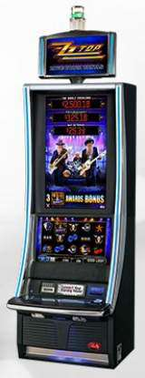 ZZ Top Live From Texas the Slot Machine