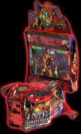 Aliens Armageddon the Arcade Video Game PCB