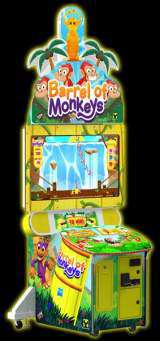 Barrel of Monkeys the  Arcade Video Game