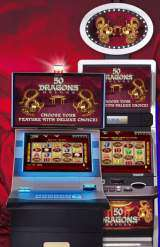 50 Dragons Deluxe the  Slot Machine