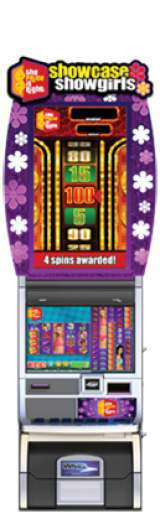 The Price is Right - Showcase Showgirls the Slot Machine