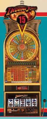 Indiana Jones and the Last Crusade the  Slot Machine
