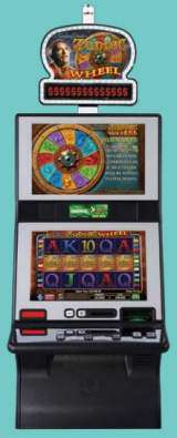 Sydney Omarr's Zodiac Wheel the Slot Machine
