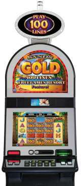 Sands of Gold the Slot Machine