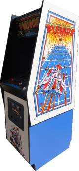 Pleiads the  Arcade Video Game