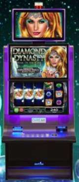 Diamond Dynasty - Star of the East the  Slot Machine