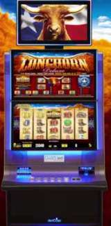 Longhorn Deluxe the  Slot Machine