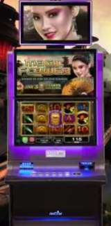 Magic Flower - Secret of the Golden Flower the  Slot Machine